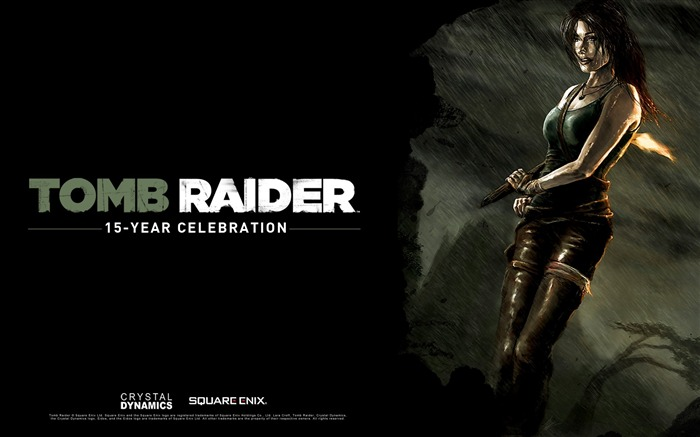 Tomb Raider 15-Year Celebration Game HD Wallpaper 03 Views:4287