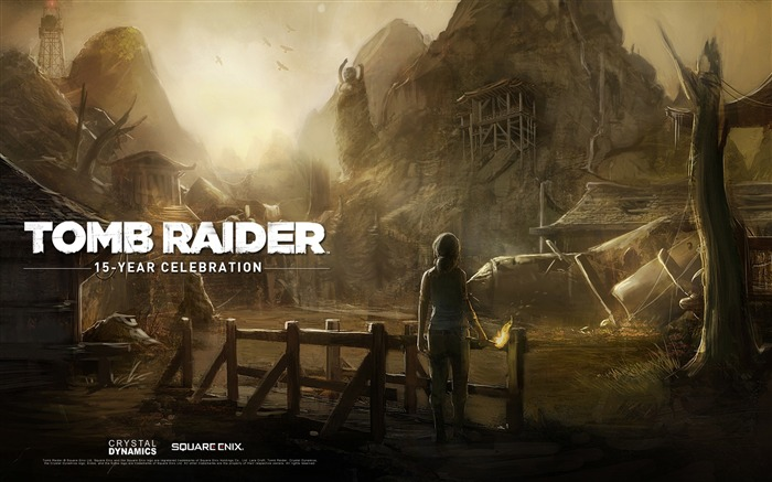 Tomb Raider 15-Year Celebration Game HD Wallpaper 04 Views:4461
