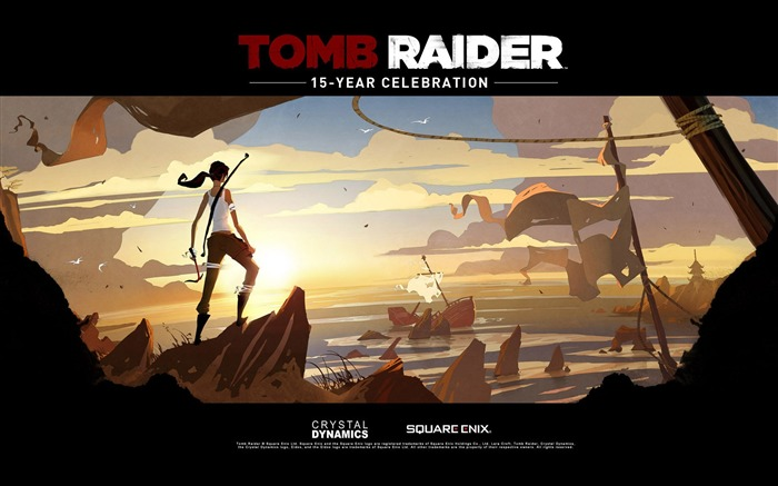 Tomb Raider 15-Year Celebration Game HD Wallpaper 05 Views:4517
