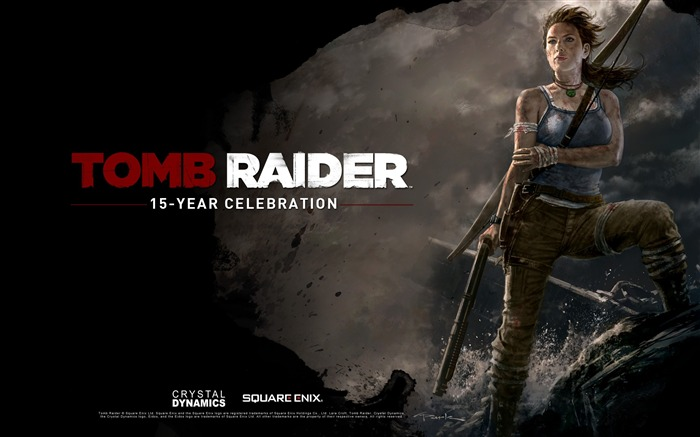 Tomb Raider 15-Year Celebration Game HD Wallpaper 06 Views:4177