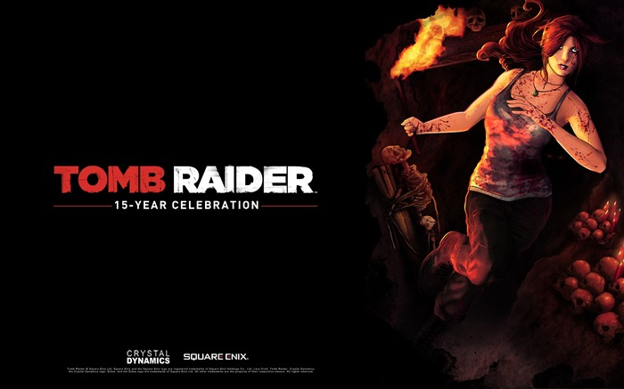 Tomb Raider 15-Year Celebration Game HD Wallpaper 07 Views:4946