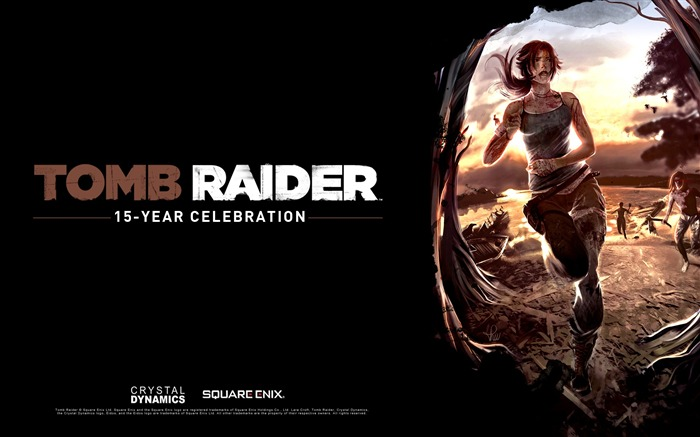 Tomb Raider 15-Year Celebration Game HD Wallpaper 10 Views:4350