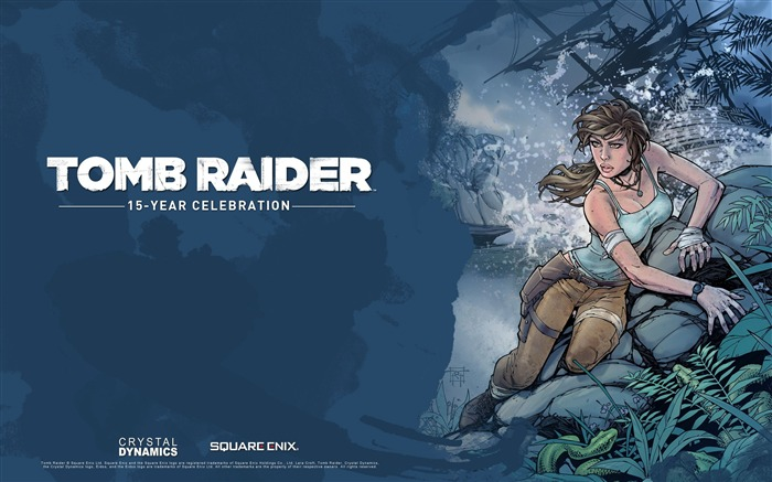 Tomb Raider 15-Year Celebration Game HD Wallpaper 14 Views:4098