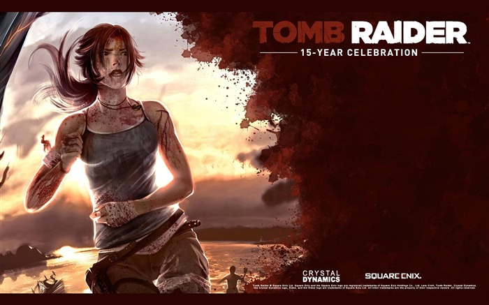 Tomb Raider 15-Year Celebration Game HD Wallpaper 15 Views:5101