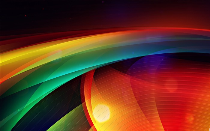 Dream glare colorful design theme wallpaper Views:10877