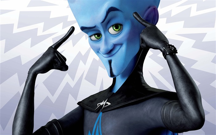 will ferrell as megamind-Cartoon animation film Selected Wallpaper Views:9555