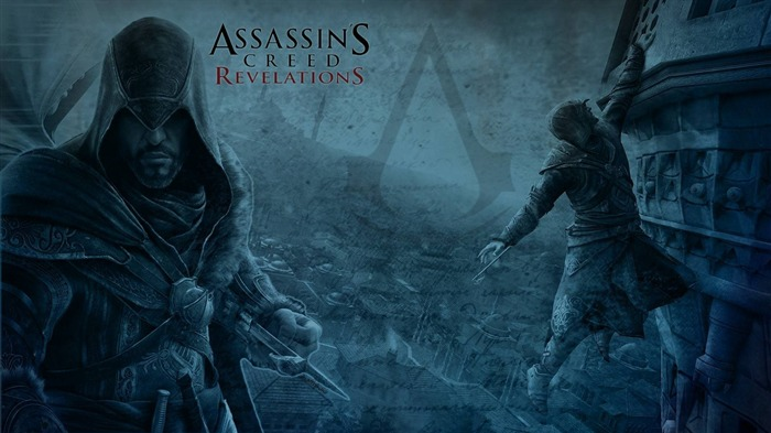 Assassins Creed Revelations Game HD Wallpaper 01 Views:4346