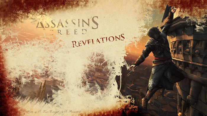 Assassins Creed Revelations Game HD Wallpaper 02 Views:4877