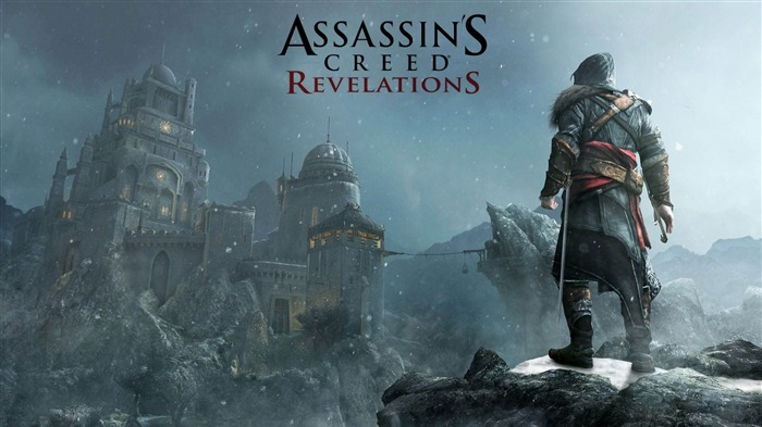 Assassins Creed Revelations Game HD Wallpaper 03 Views:5364