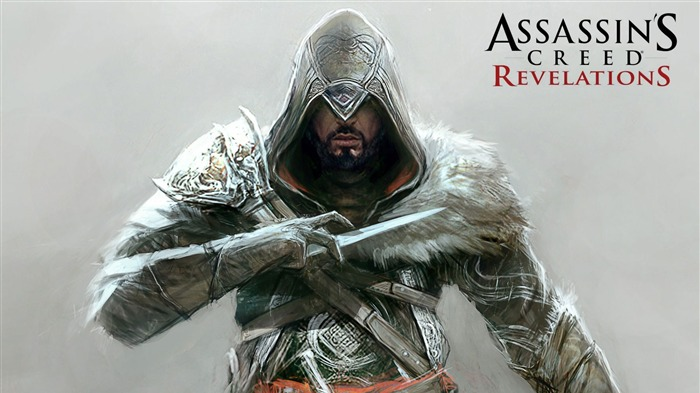 Assassins Creed Revelations Game HD Wallpaper 04 Views:13635