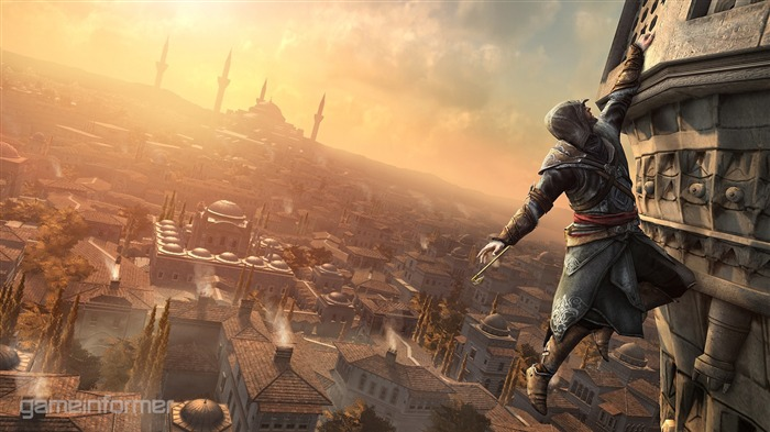 Assassins Creed Revelations Game HD Wallpaper 05 Views:4899