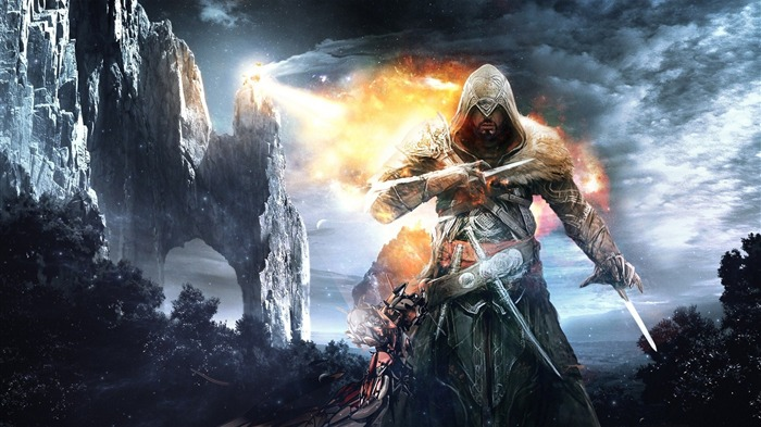 Assassins Creed Revelations Game HD Wallpaper 06 Views:9312