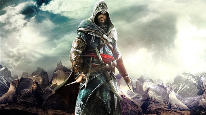Assassins Creed Revelations Game HD Wallpaper 07 Views:5393