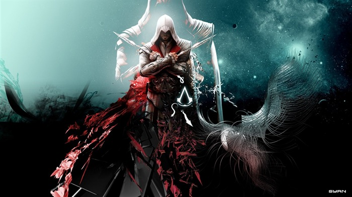 Assassins Creed Revelations Game HD Wallpaper 08 Views:11809