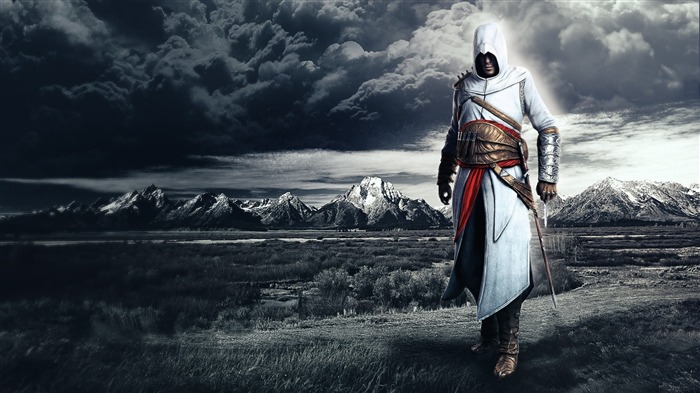 Assassins Creed Revelations Game HD Wallpaper 11 Views:6688