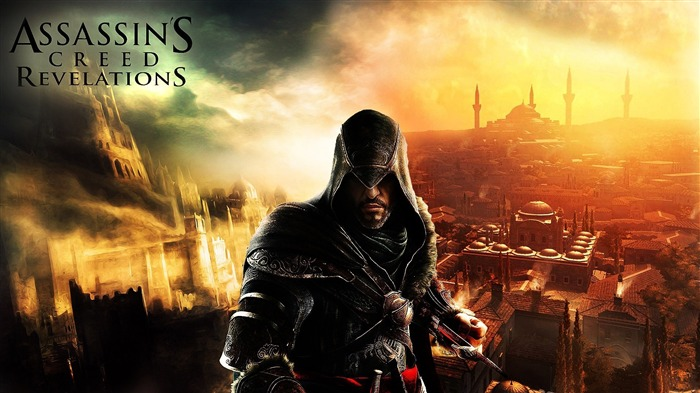 Assassins Creed Revelations Game HD Wallpaper 13 Views:4726