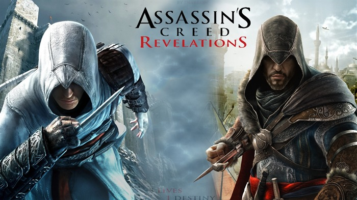 Assassins Creed Revelations Game HD Wallpaper 15 Views:9115