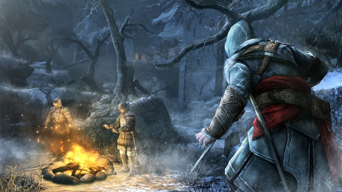 Assassins Creed Revelations Game HD Wallpaper 16 Views:4475