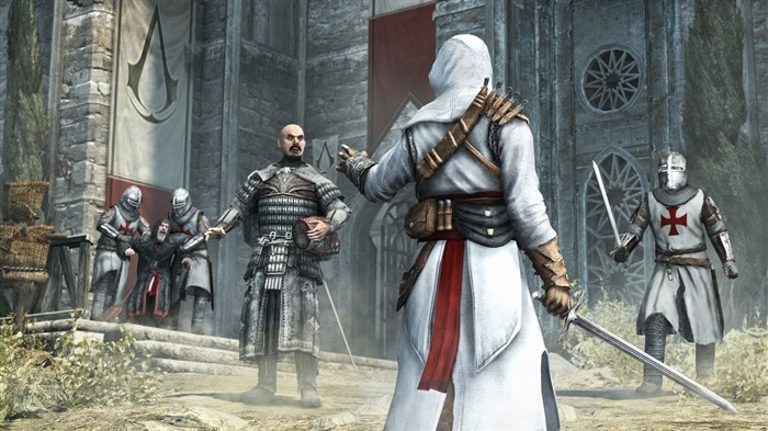 Assassins Creed Revelations Game HD Wallpaper 17 Views:4352