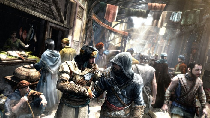 Assassins Creed Revelations Game HD Wallpaper 18 Views:4142