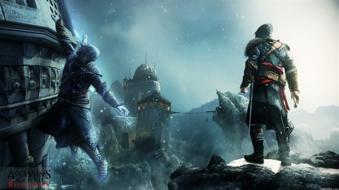 Assassins Creed Revelations Game HD Wallpaper 20 Views:5240