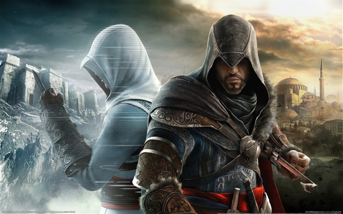 Assassins Creed Revelations Game HD Wallpaper 21 Views:4398