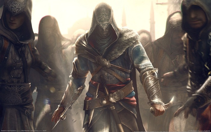 Assassins Creed Revelations Game HD Wallpaper 22 Views:4693