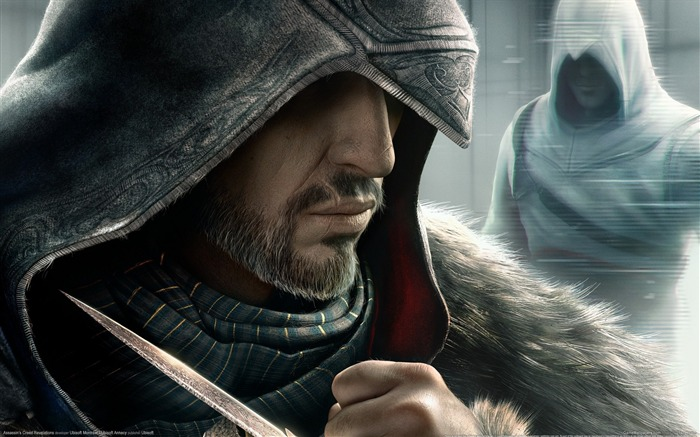 Assassins Creed Revelations Game HD Wallpaper 23 Views:4528