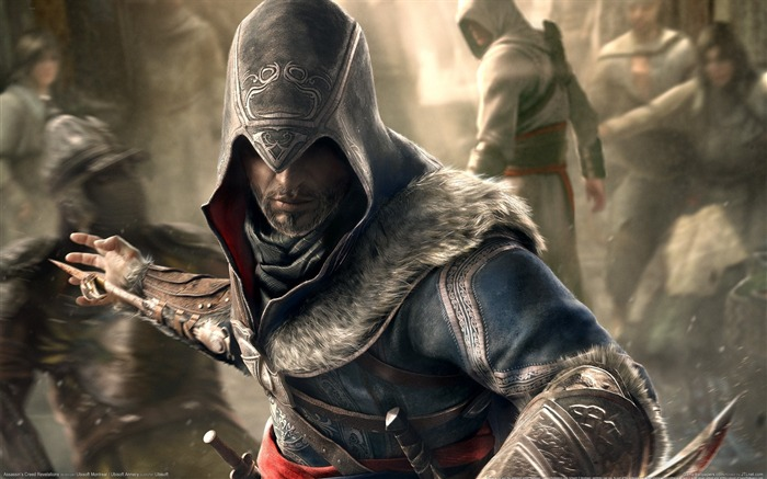 Assassins Creed Revelations Game HD Wallpaper 24 Views:4224