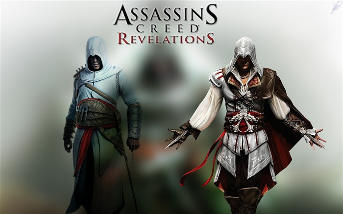 Assassins Creed Revelations Game HD Wallpaper 26 Views:5038
