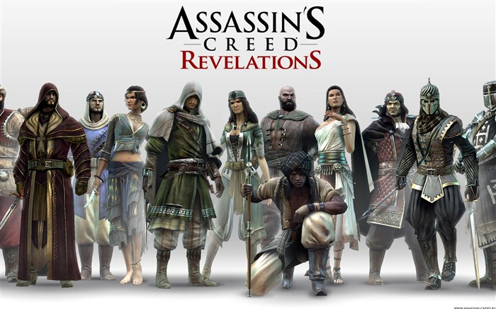 Assassins Creed Revelations Game HD Wallpaper 27 Views:6938