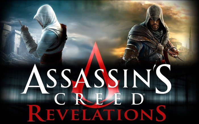 Assassins Creed Revelations Game HD Wallpaper Views:9796
