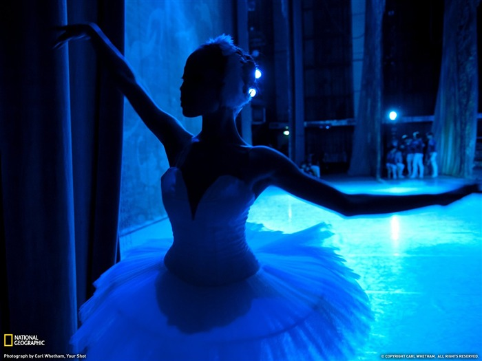 Ballerina Kazakhstan-National Geographic Travel Photos Views:6549