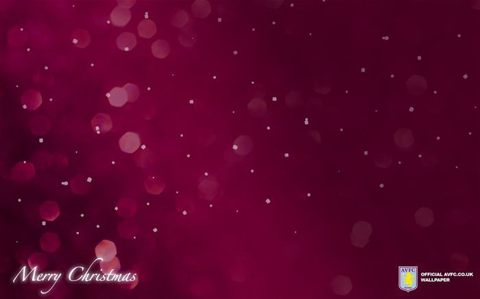 Classic Christmas-Aston Villa football club HD desktop wallpaper Views:6874