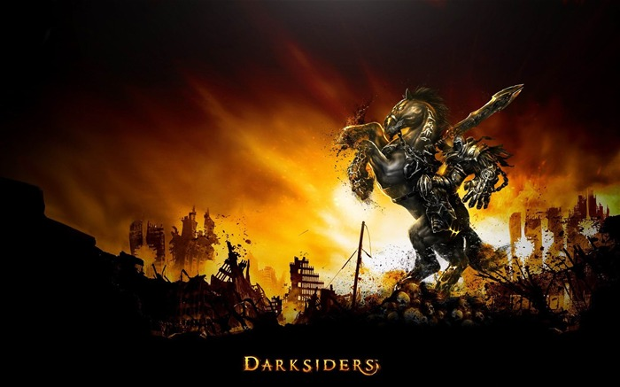 Darksiders2 HD Game Desktop Wallpaper Views:9313