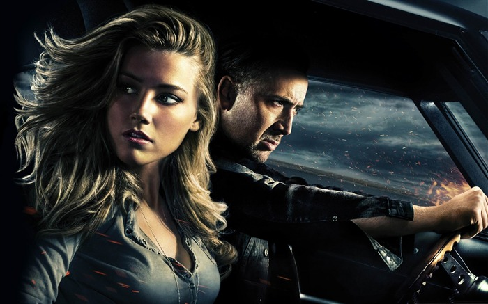 Drive Angry 3D-2011 Movie Selection Wallpaper Views:8570