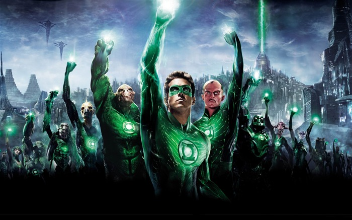Green Lantern-2011 Movie Selection Wallpaper Views:6080