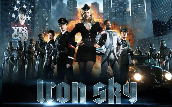 Iron Sky-2011 Movie Selection Wallpaper Views:11372