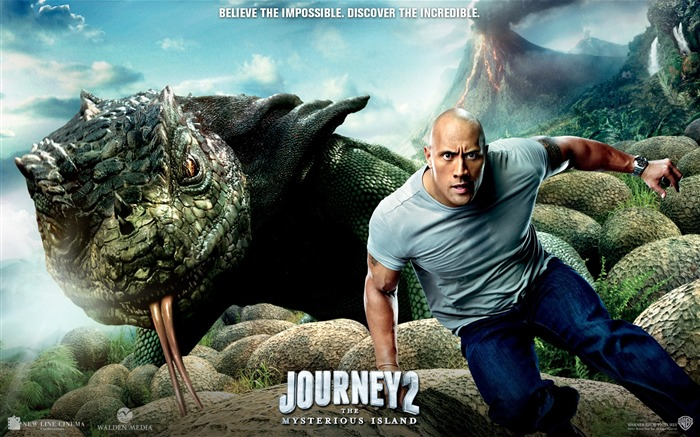 Journey 2-The Mysterious Island HD Movie Wallpaper 01 Views:5089
