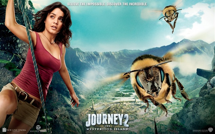 Journey 2-The Mysterious Island HD Movie Wallpaper 11 Views:4360