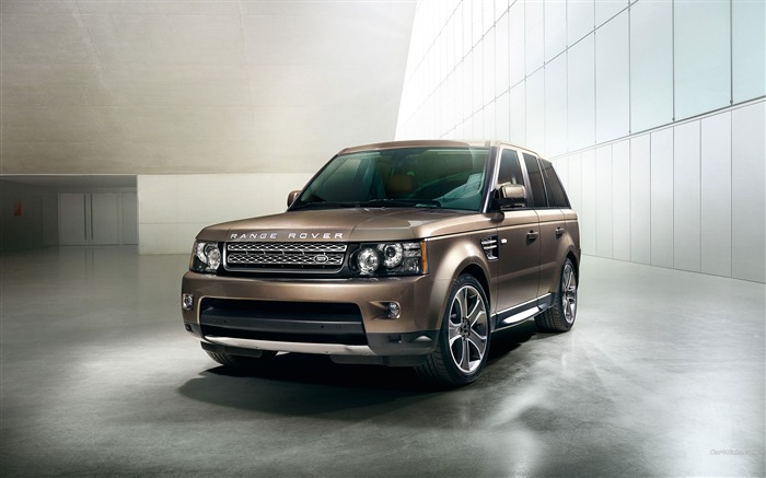 Land Rover Range Rover  HD Desktop Wallpaper Views:15418