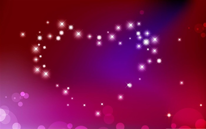 Love such as air-Happy Valentines Day theme desktop wallpaper Views:5762