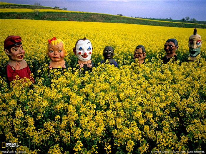 Summer Festival Spain-National Geographic Travel Photos Views:3208