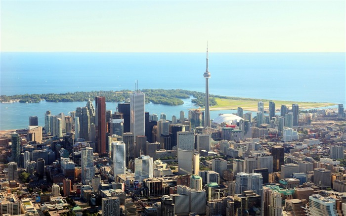 Toronto -Canada travel landscape photography wallpaper Views:11621