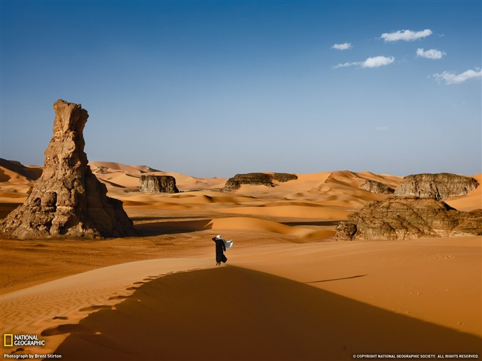 Tuareg Algeria-National Geographic Travel Photos Views:8430