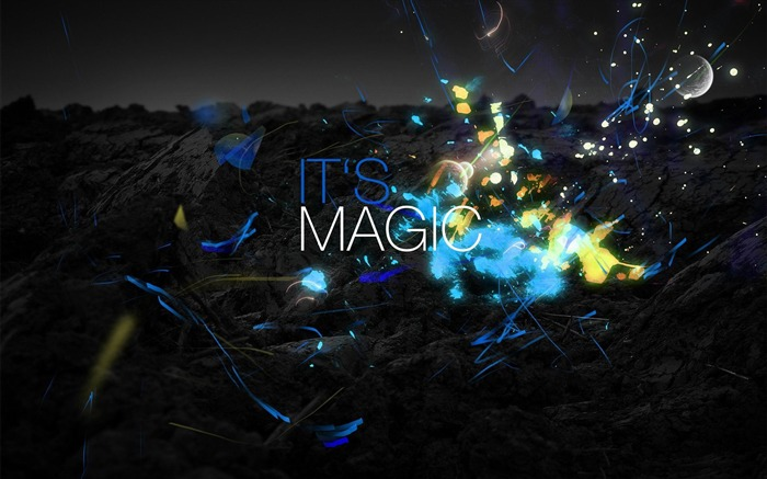magic-Photoshop Creative Design picture Views:5698