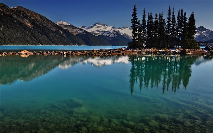 purity-Canada travel landscape photography wallpaper Views:9299