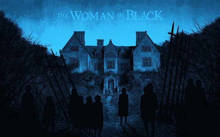 the woman in black-2011 Movie Selection Wallpaper Views:3149