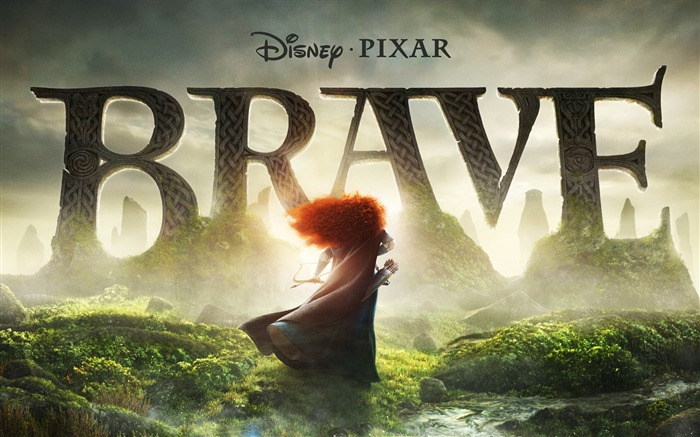 Brave 2012 HD Movie Wallpaper Views:8117