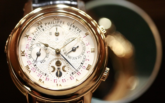 PATEK PHILIPPE-The world famous brands watches Featured wallpaper Views:8754